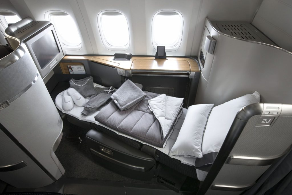 Meanwhile, American Airlines has partnered with matress maker, Casper to introduce its own range of sleep products.