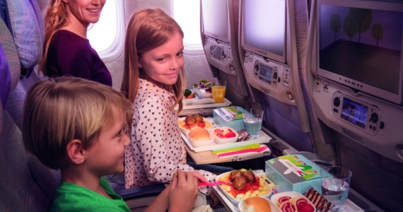 Emirates Reveals What We Already Knew: Children Get Bored on Flights Very Fast