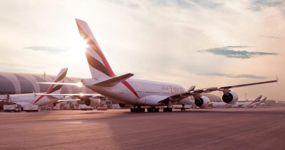 """Emirates Says it Could One Day Merge With Etihad: For Now the Two Airlines Are Looking at """"Working More Closely"""""""