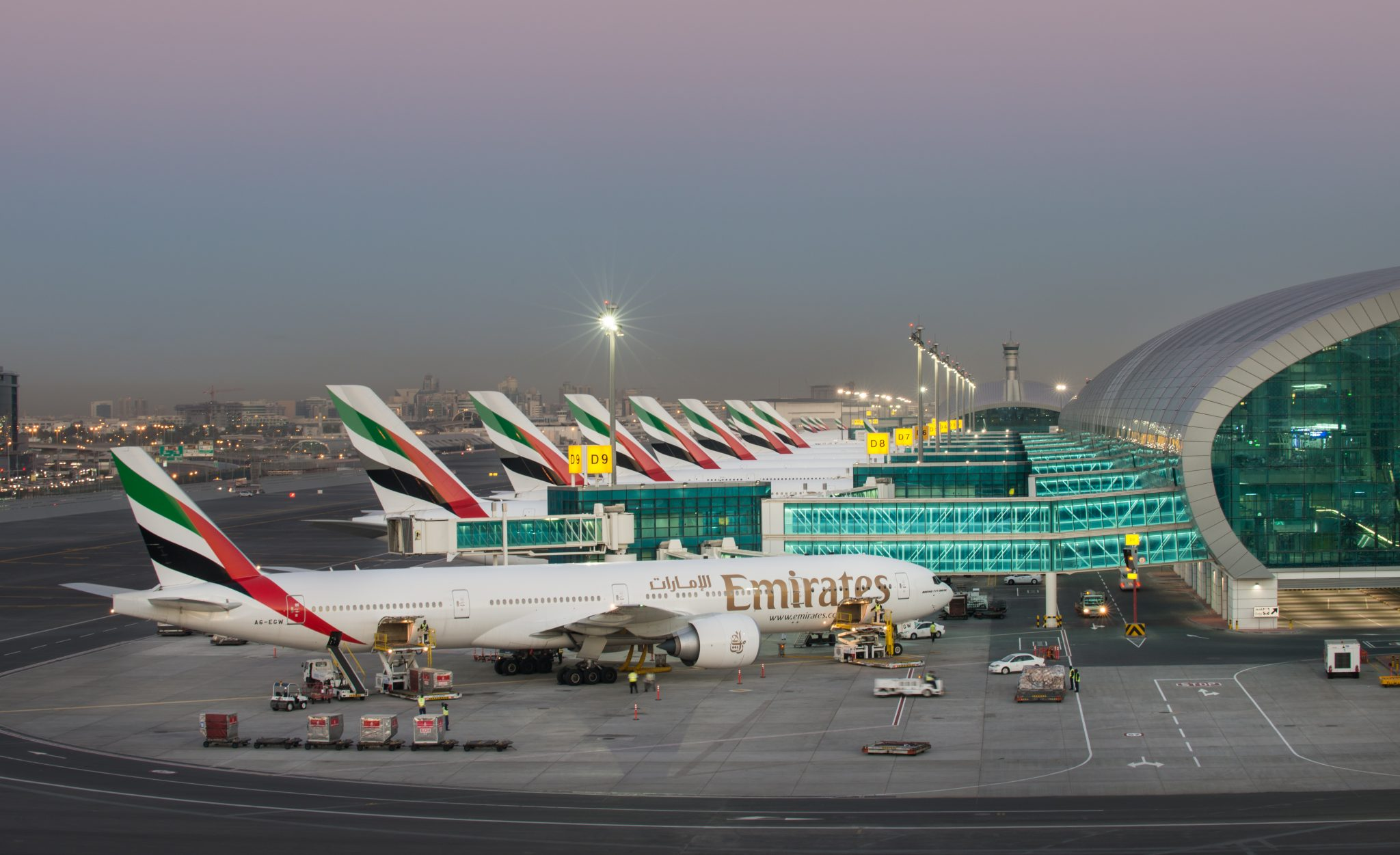 Middle East to account for 12% of global cabin crew demand