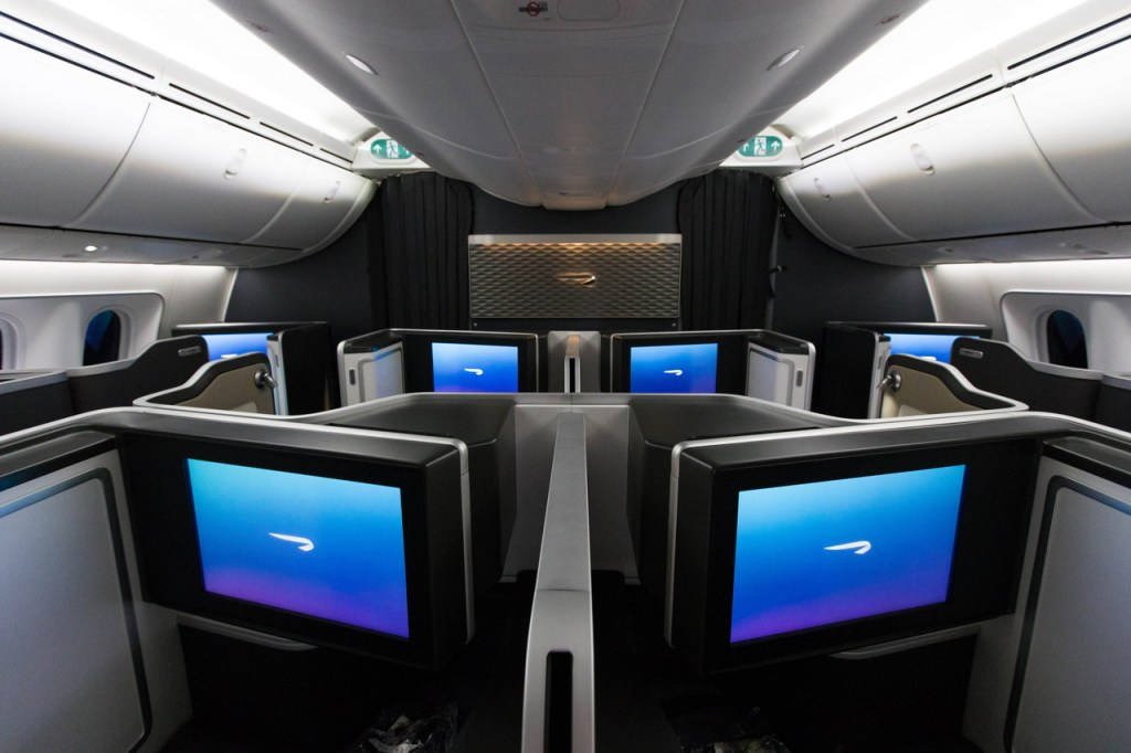 British Airways has revealed plans to install a brand new entertainment system on over 100 of its existing aircraft. Precise details of the system are still to be announced. Photo Credit: British Airways