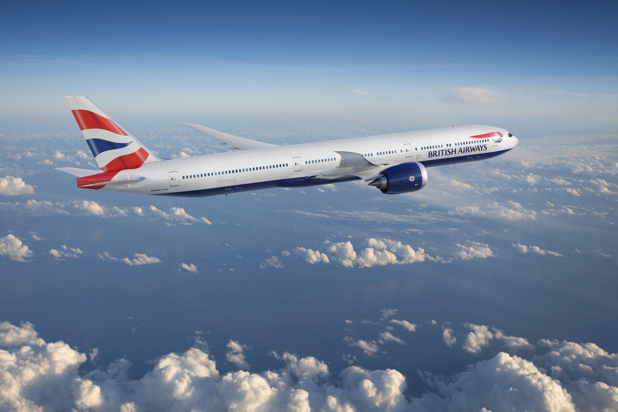 british airways reports 2