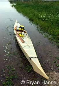 Greenland Skin-on-frame kayak