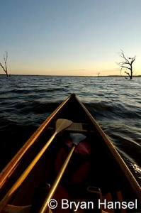 Cedar Strip Canoe at Hawkeye Wildlife Management Area