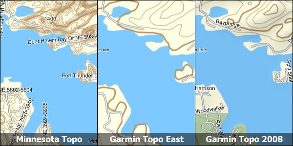 Free Topo Maps for Your Garmin GPS • PaddlingLight com
