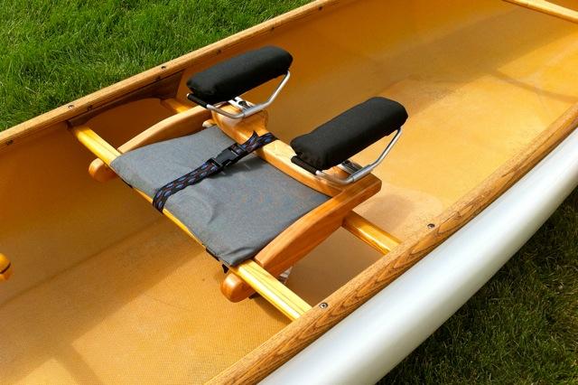 Solo Canoe Yoke Plans for Portaging