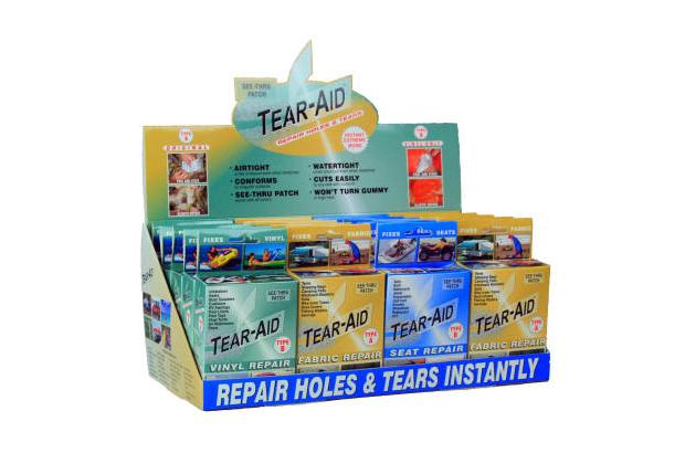 Tear Aid Type A Repair Tape Review