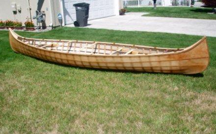 1910 St. Francis free canoe plans