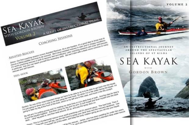 Sea Kayak with Gordon Brown review
