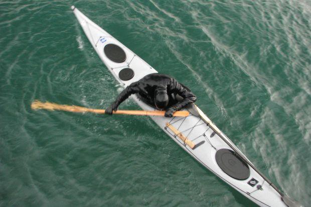 kayak storm roll