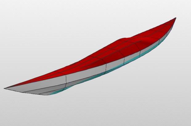 free kayak plans