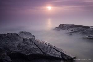 Lake Superior near Hovland