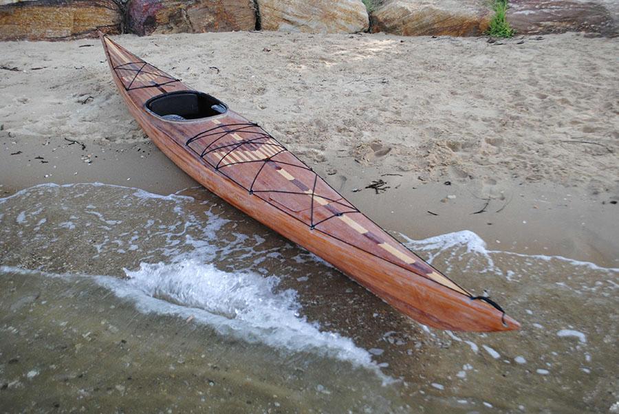 Kayak Deck Designs