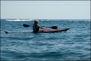 The Iggy sea kayak plans