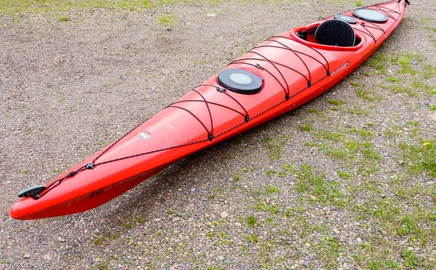 Used Wilderness System Tsunami 175 And 165 Sea Kayaks For Sale SOLD