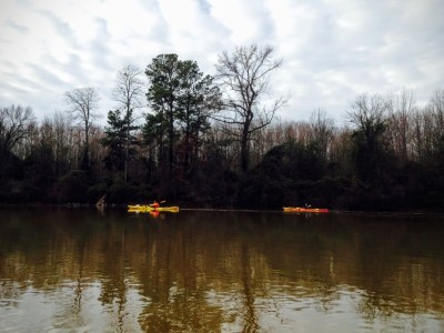 Roanoke River - Source to Sound
