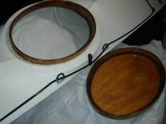 Hatch-ring