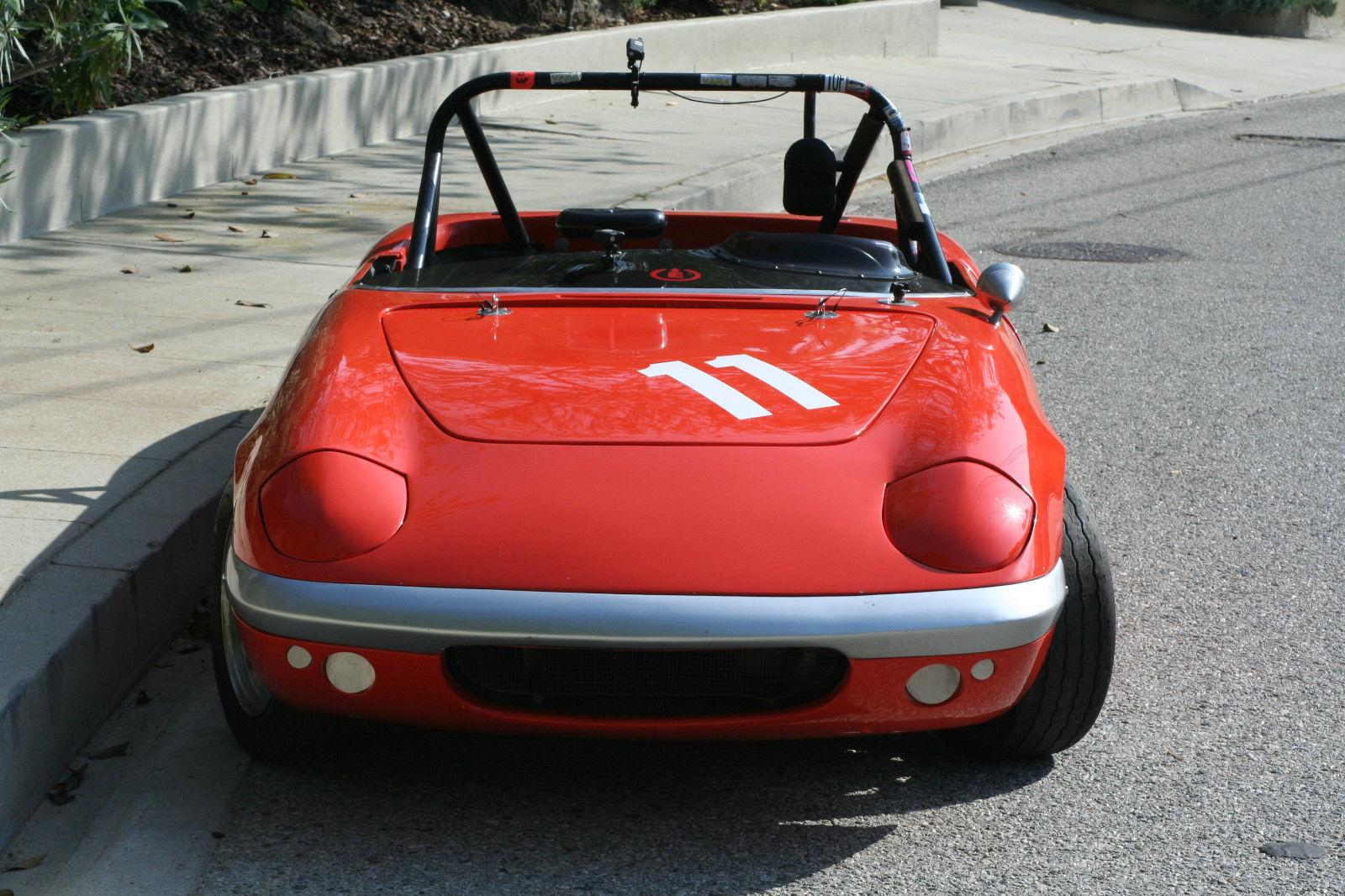 1967 Lotus Elan Se Paddock 42