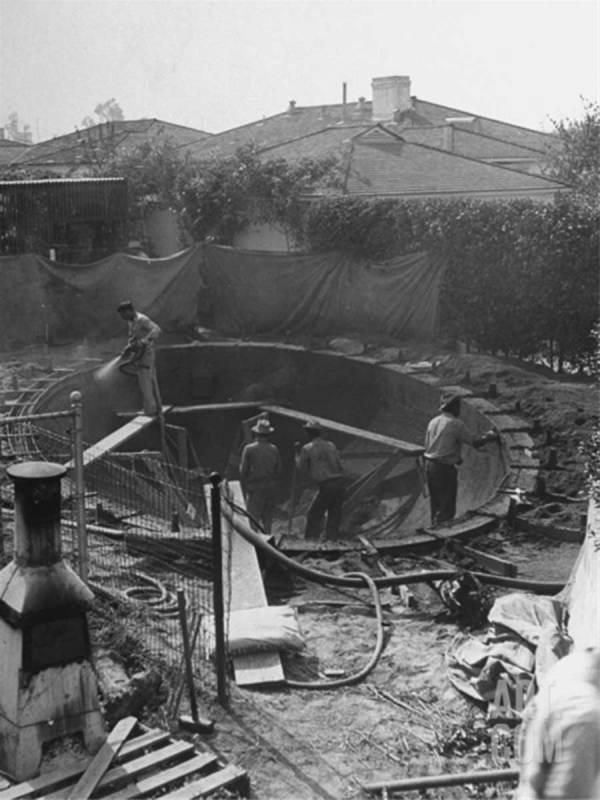 History - Paddock Pool Equipment Company