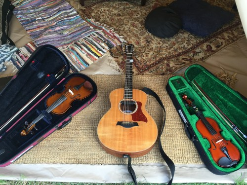 Violin, Banjo, Mandolin and Guitar Lessons