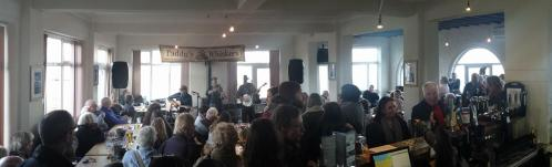 Paddy's Whiskers at The Boathouse, Paignton