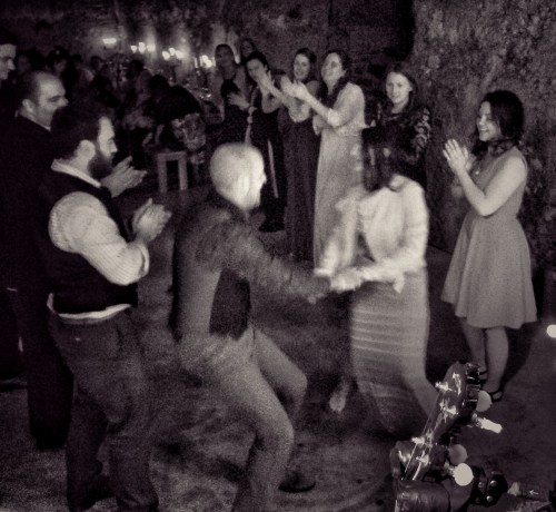 Devon Wedding Barn Dance With Paddy's Whiskers