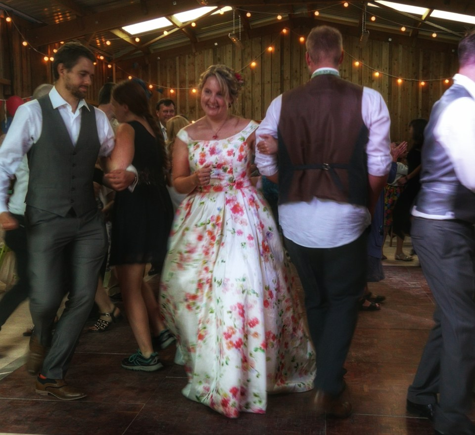 Wedding Barn Dance at Axminster DevonWedding Barn Dance at Axminster Devon