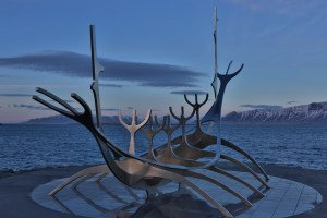 The Sun Voyager, Reykjavik Waterfront.
