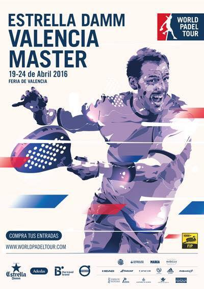valencia master padel 2016