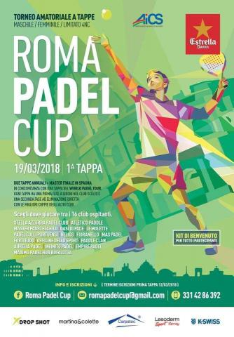 padel cup roma