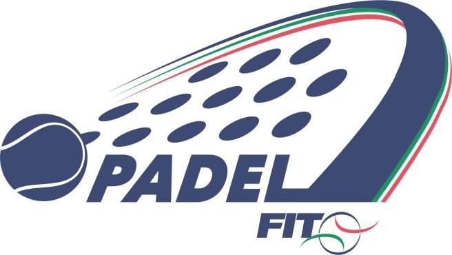 logo padel fit comitato padelnostro