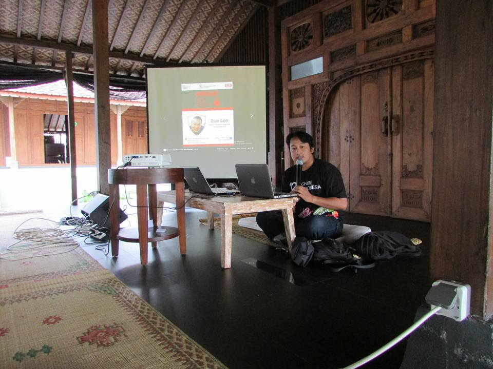Workshop Web Security bersama Mr.G
