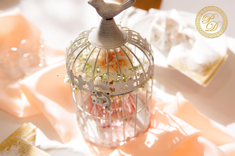 Hochzeitsdeko Shabby Chic  Vintage  Hochzeitsdeko aus