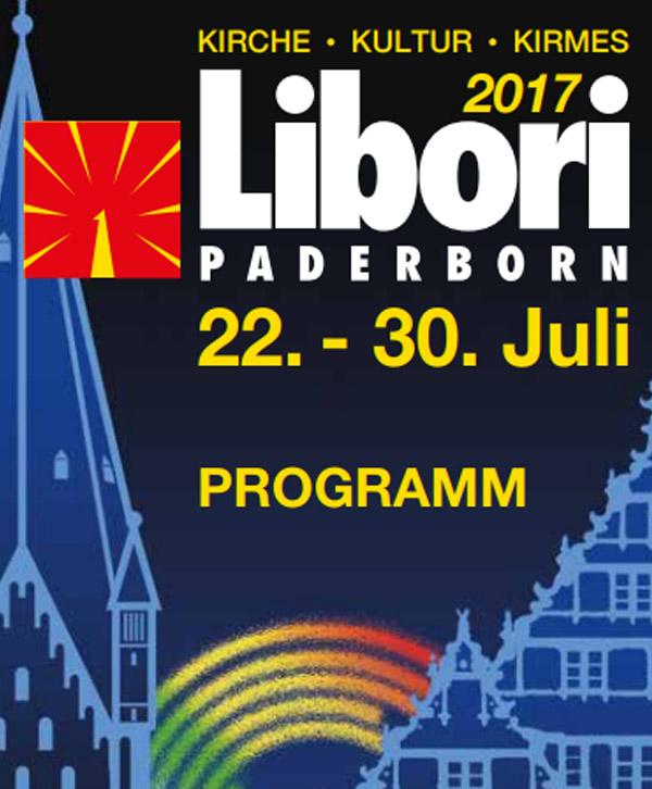 Libori Programm 2017