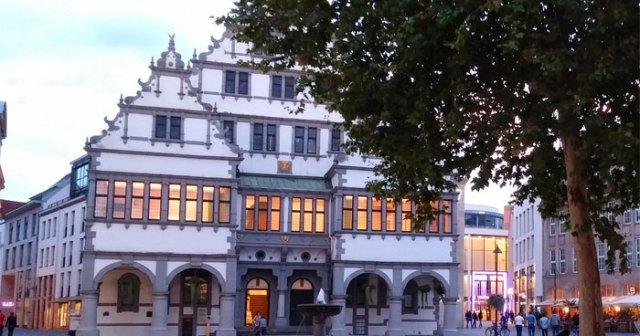 Kleinste Großstadt Deutschlands Paderborn