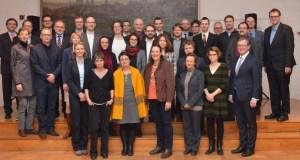 Neue Professoren Uni Paderborn 2017