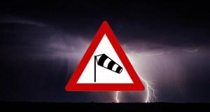 Unwetter Sturm Sturmwarnung Unwetterwarnung Paderborn