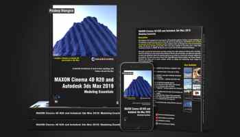 Book - Exploring 3D Modeling with CINEMA 4D R19 - PADEXI Academy