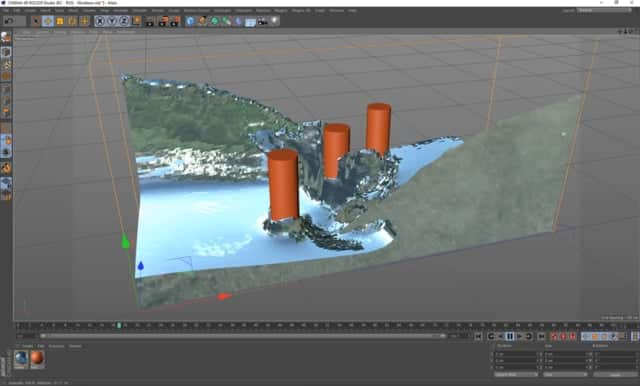Download the free beta of Jet Fluids for Cinema 4D