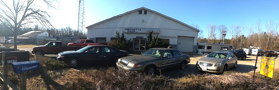 Padgetts Tire Amp Auto Shop Inc Pg Md Auto Repair Used Cars