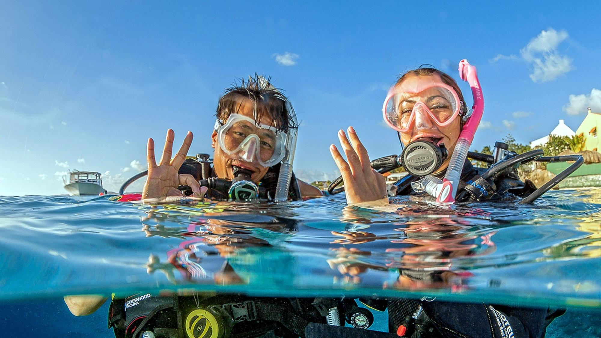 Education   Scuba Diving Training and Certifications   PADI