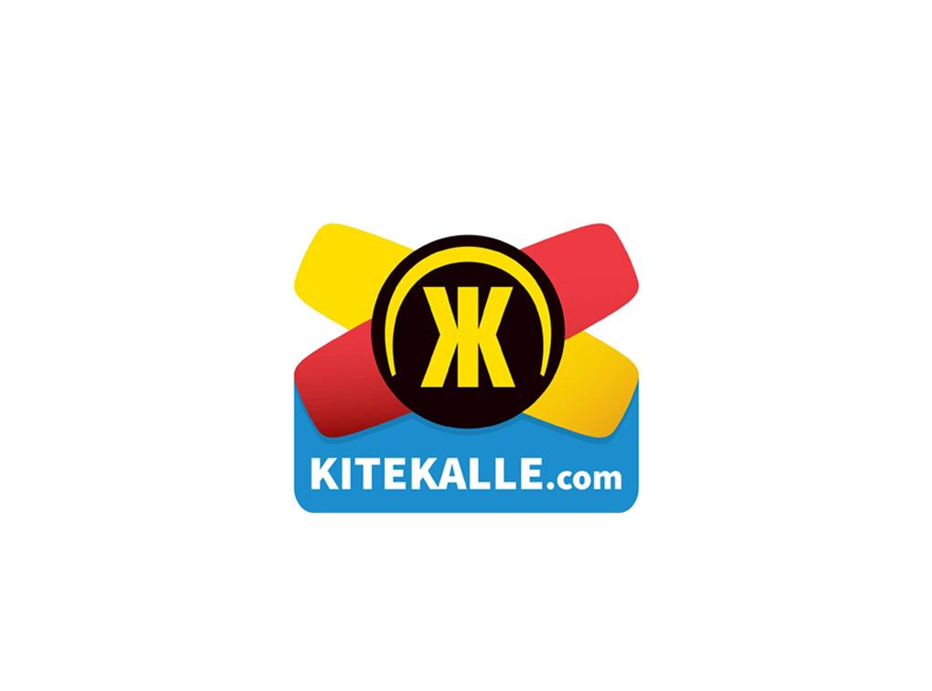 Logo vom Kiteshop Kitekalle in Schweden