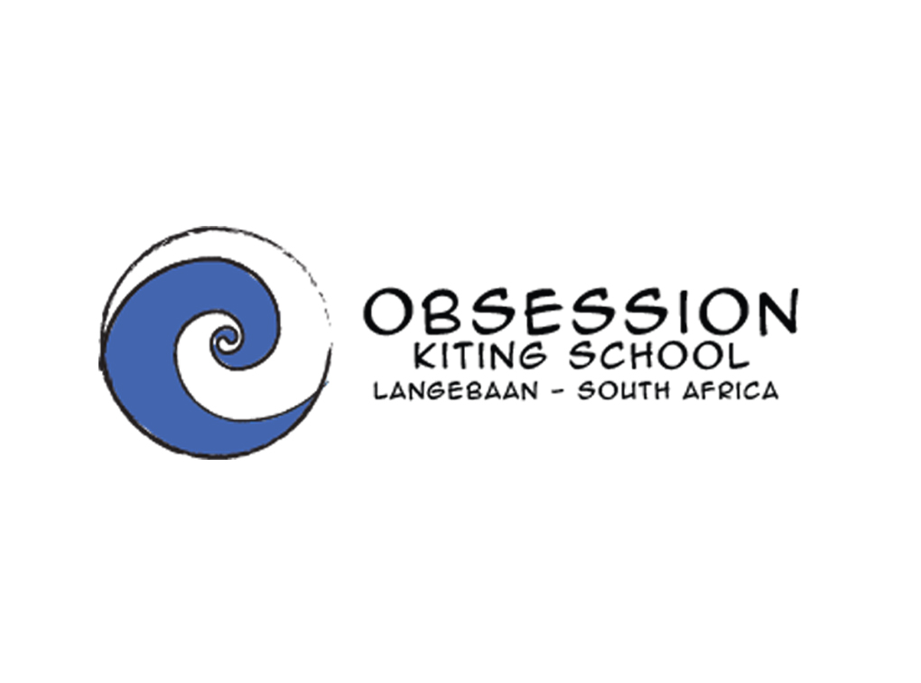 Logo der Obsession Kiting School in Langebaan South Africa