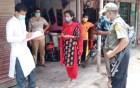 আদমদীঘিতে লকডাউন বিধি ভঙ্গে ভ্রাম্যমাণ আদালতে জরিমানা