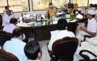 'স্বপ্নচূড়া প্লাজা'র নির্মাণ অগ্রগতি বিষয়ে সভা অনুষ্ঠিত