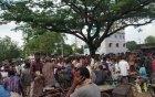 চাঁপাইনবাবগঞ্জে স্বাস্থ্যবিধি না মানার প্রবনতা
