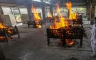 ভারতে সংক্রমণ কমলেও প্রাণহানি বেড়ে প্রায় ৬০০