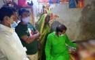 বাগমারায় ধর্ষিত শিশুর পার্শ্বে ভবানীগঞ্জ পৌর মেয়র