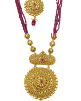gold copy pendant set
