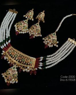 Best Jadau jewellery for girls womens and ladies.